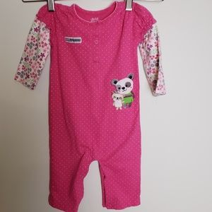CARTERS One Piece in Girls size 6 to 9 months